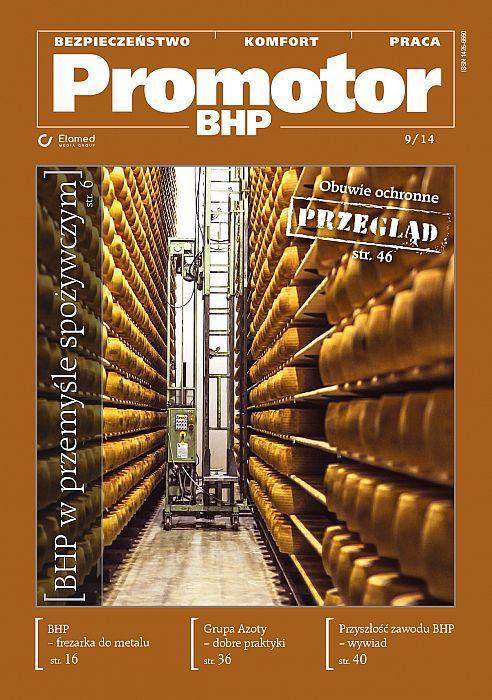 Promotor BHP wydanie nr 9/2014