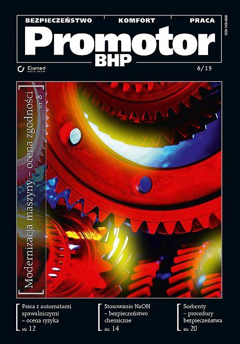 Promotor BHP wydanie nr 6/2015