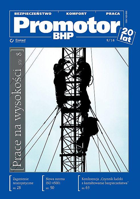 Promotor BHP wydanie nr 9/2016