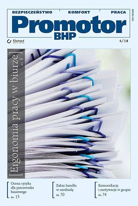 Promotor BHP wydanie nr 4/2018
