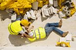 Alkohol oraz brak uprawnień budowlanych przyczyną wypadku przy pracy