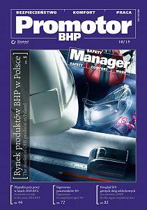 Promotor BHP wydanie nr 10/2015