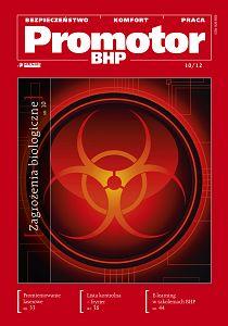 Promotor BHP wydanie nr 10/2012