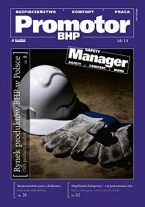 Promotor BHP wydanie nr 10/2013