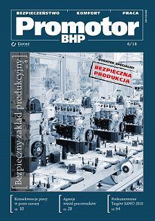 Promotor BHP wydanie nr 6/2018