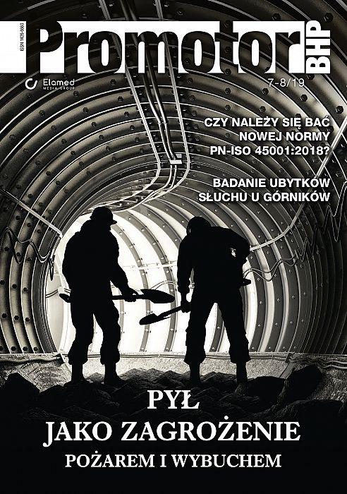 Promotor BHP wydanie nr 7-8/2019