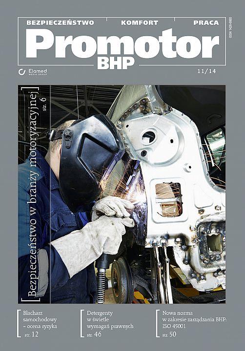 Promotor BHP wydanie nr 11/2014