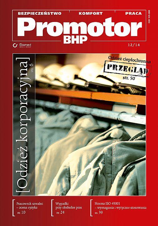 Promotor BHP wydanie nr 12/2014