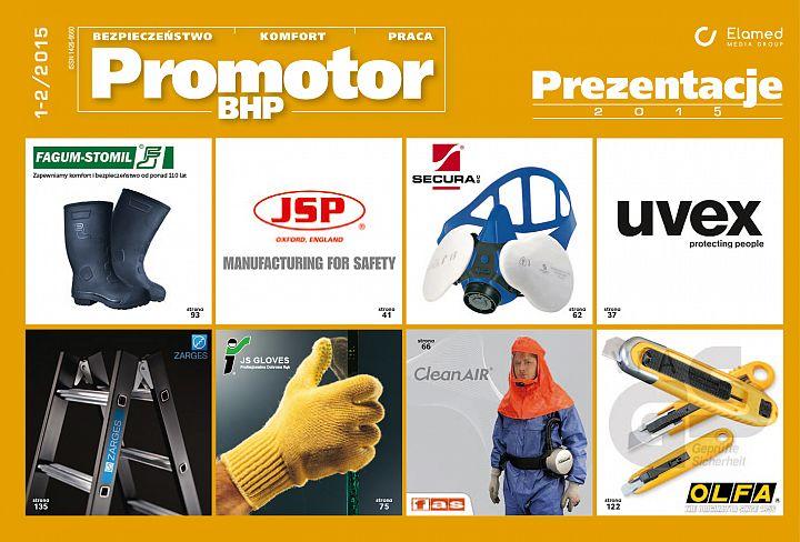 Promotor BHP wydanie nr 1-2/2015