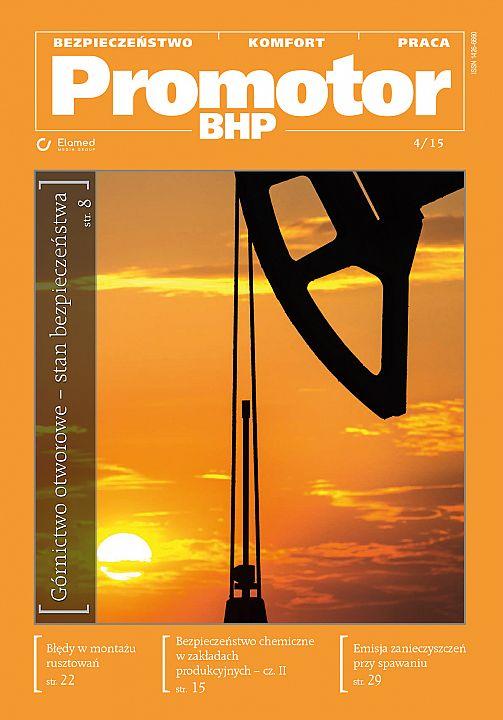Promotor BHP wydanie nr 4/2015