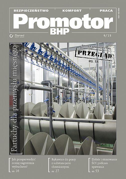 Promotor BHP wydanie nr 9/2015