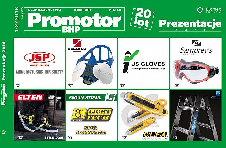 Promotor BHP wydanie nr 1-2/2016