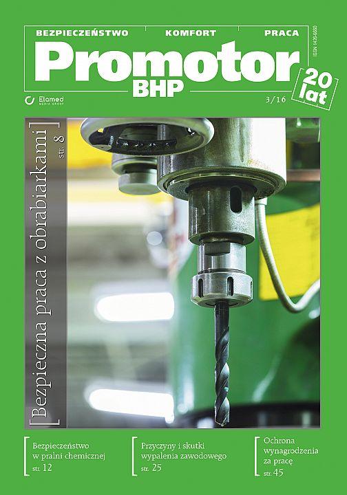 Promotor BHP wydanie nr 3/2016