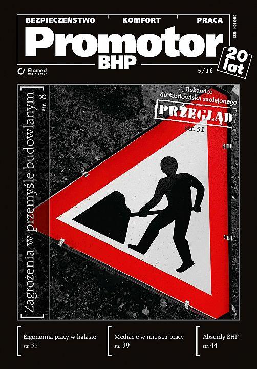 Promotor BHP wydanie nr 5/2016