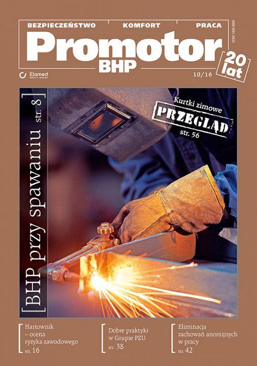 Promotor BHP wydanie nr 10/2016