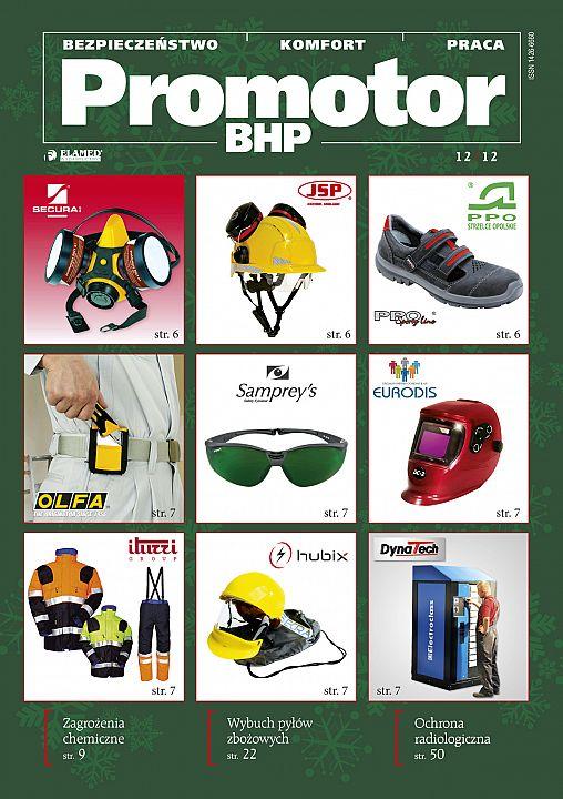 Promotor BHP wydanie nr 12/2012