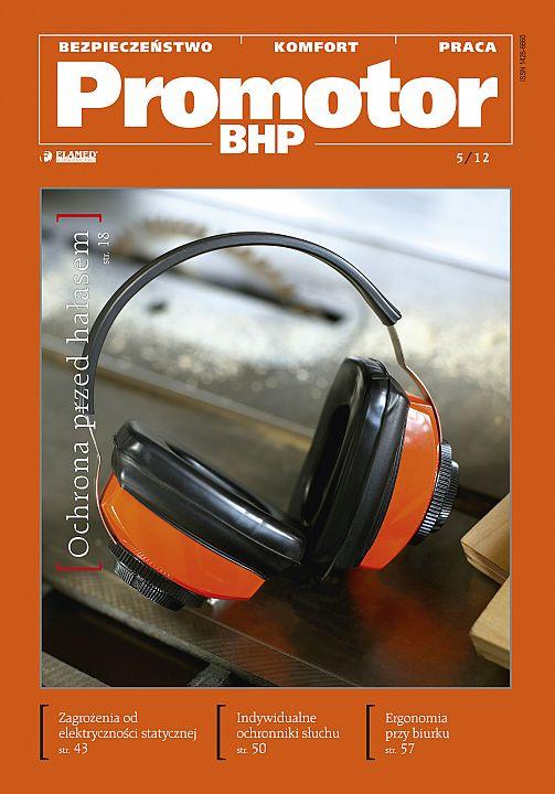 Promotor BHP wydanie nr 5/2012