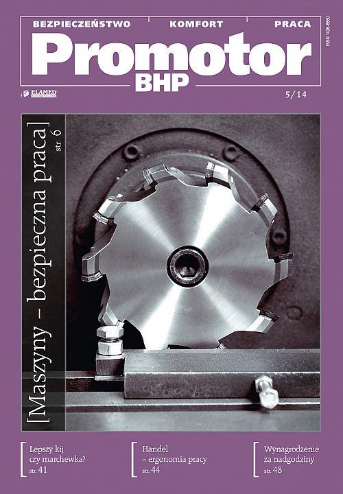 Promotor BHP wydanie nr 5/2014