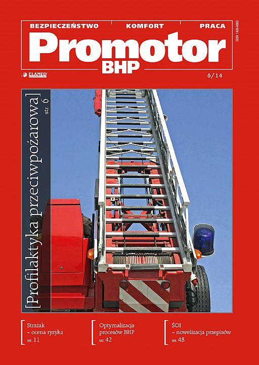 Promotor BHP wydanie nr 6/2014