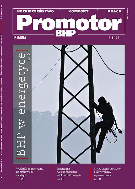 Promotor BHP wydanie nr 7-8/2013