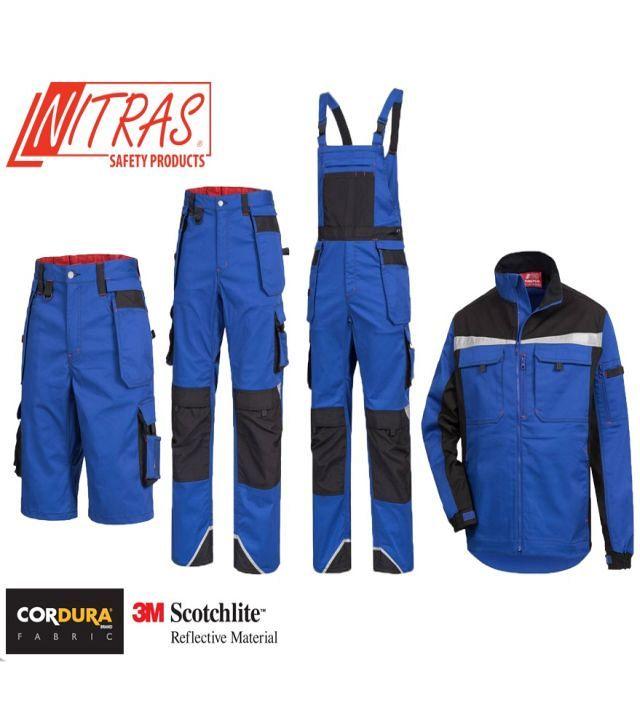 Odzież Ochronna NITRAS Motion Tex Pro FX