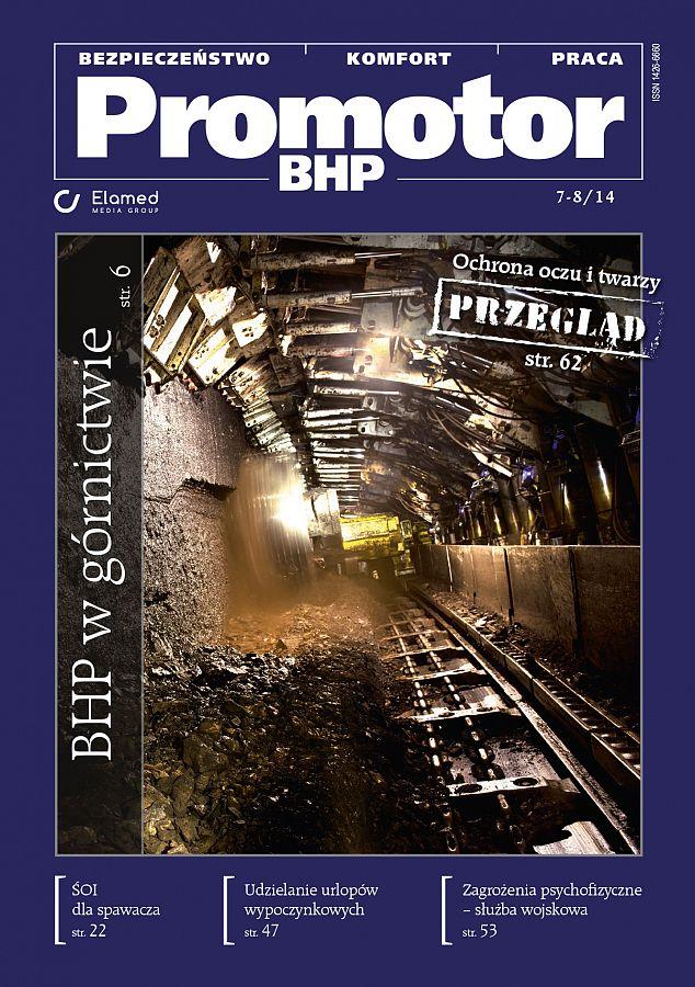 Promotor BHP wydanie nr 7-8/2014