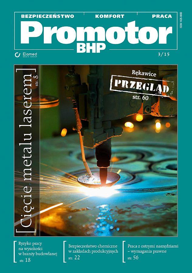 Promotor BHP wydanie nr 3/2015
