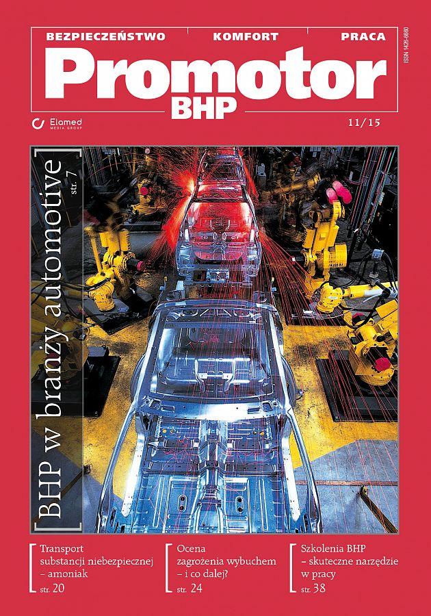 Promotor BHP wydanie nr 11/2015