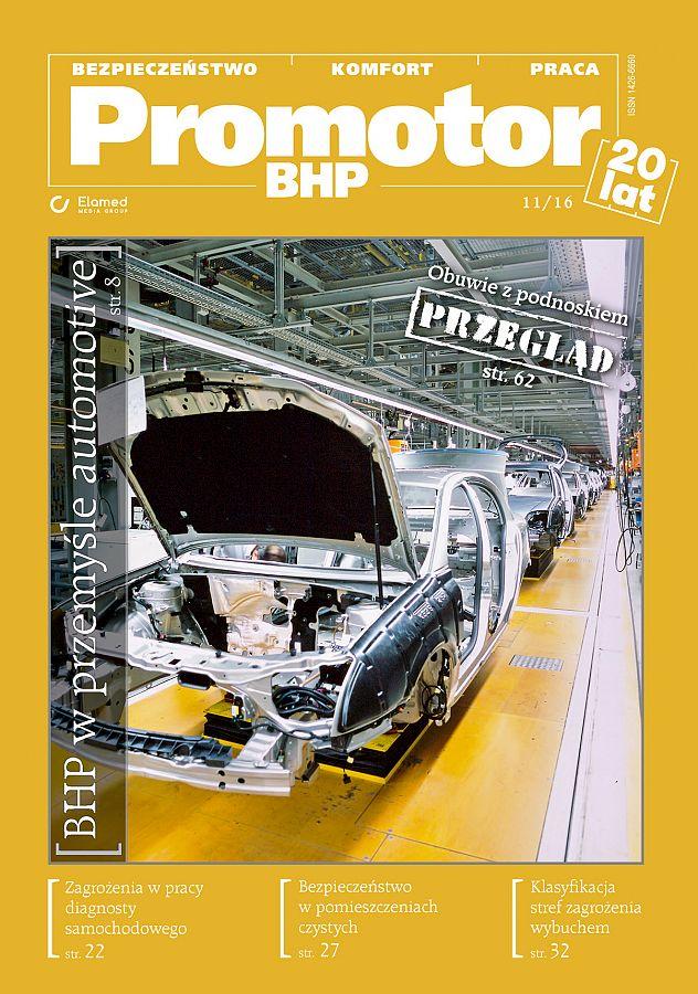 Promotor BHP wydanie nr 11/2016