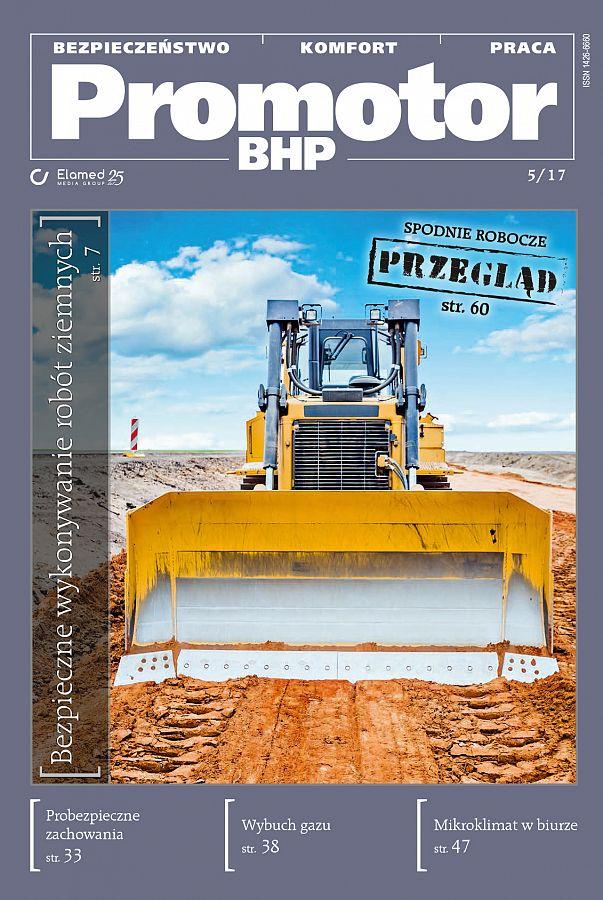 Promotor BHP wydanie nr 5/2017