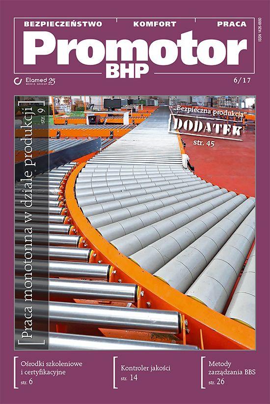 Promotor BHP wydanie nr 6/2017
