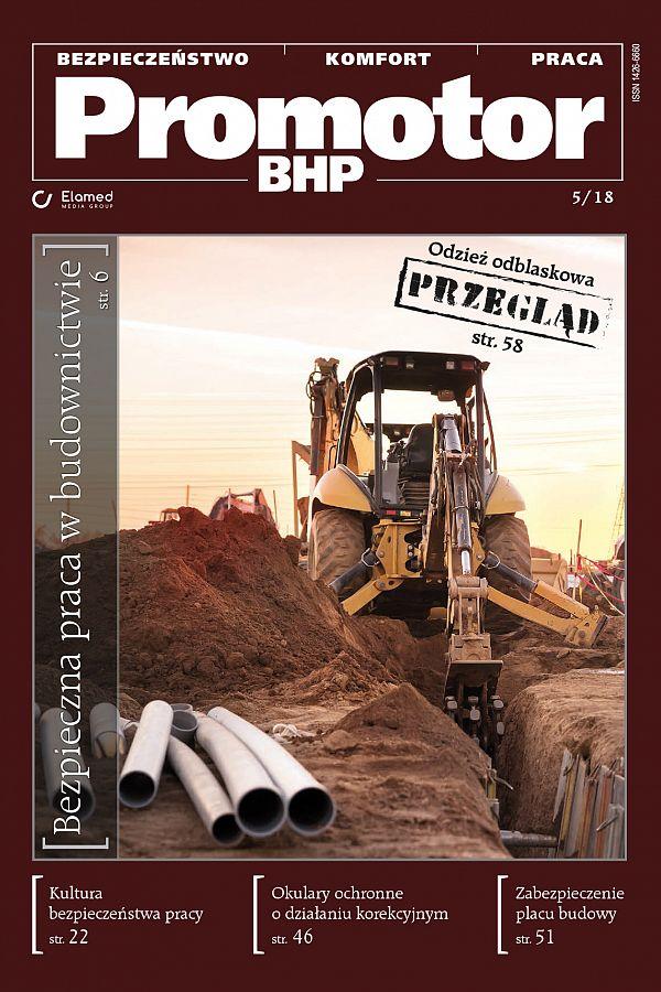 Promotor BHP wydanie nr 5/2018