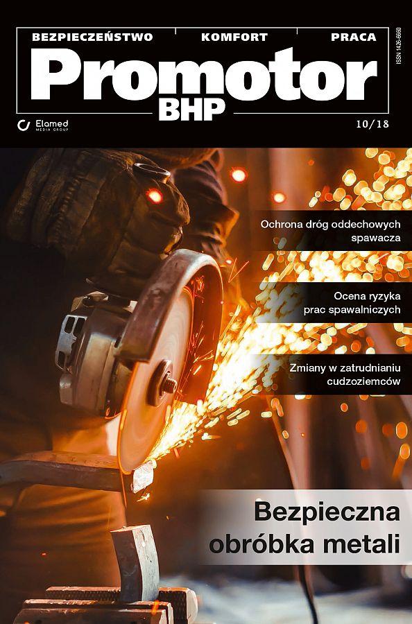Promotor BHP wydanie nr 10/2018