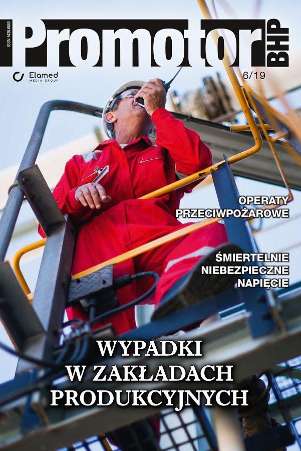 Promotor BHP wydanie nr 6/2019