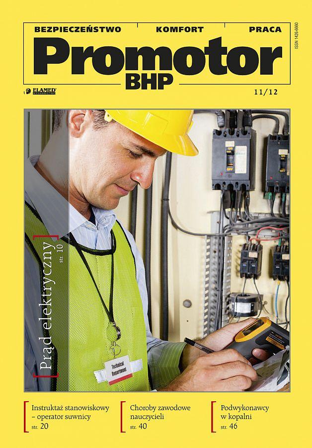 Promotor BHP wydanie nr 11/2012