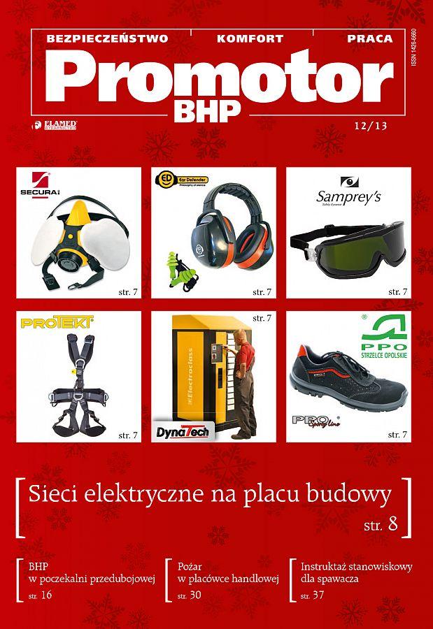 Promotor BHP wydanie nr 12/2013
