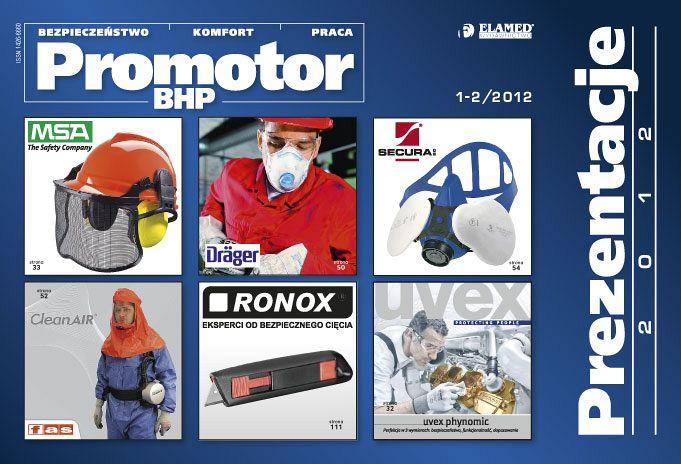Promotor BHP wydanie nr 1-2/2012