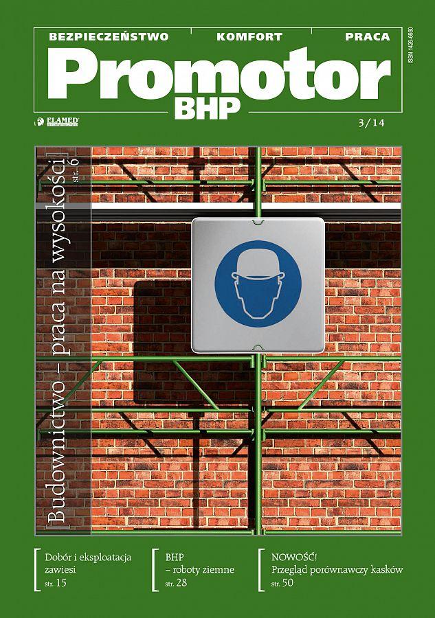 Promotor BHP wydanie nr 3/2014