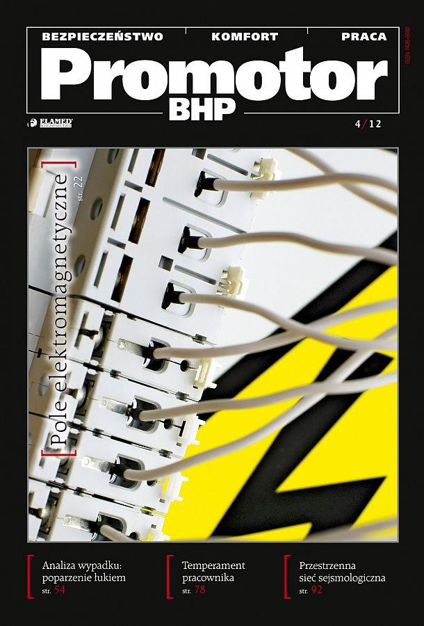 Promotor BHP wydanie nr 4/2012