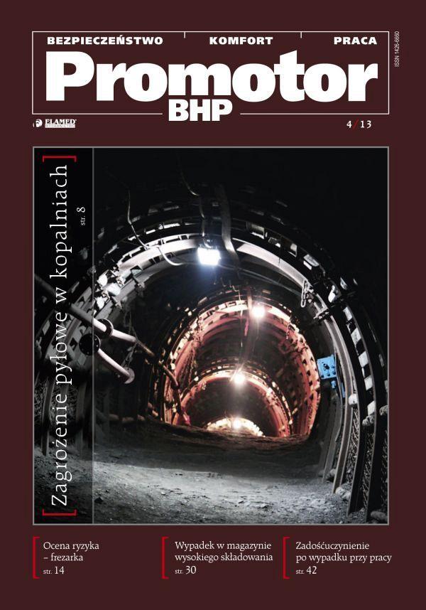 Promotor BHP wydanie nr 4/2013
