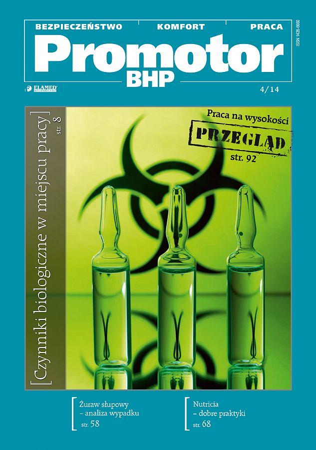 Promotor BHP wydanie nr 4/2014