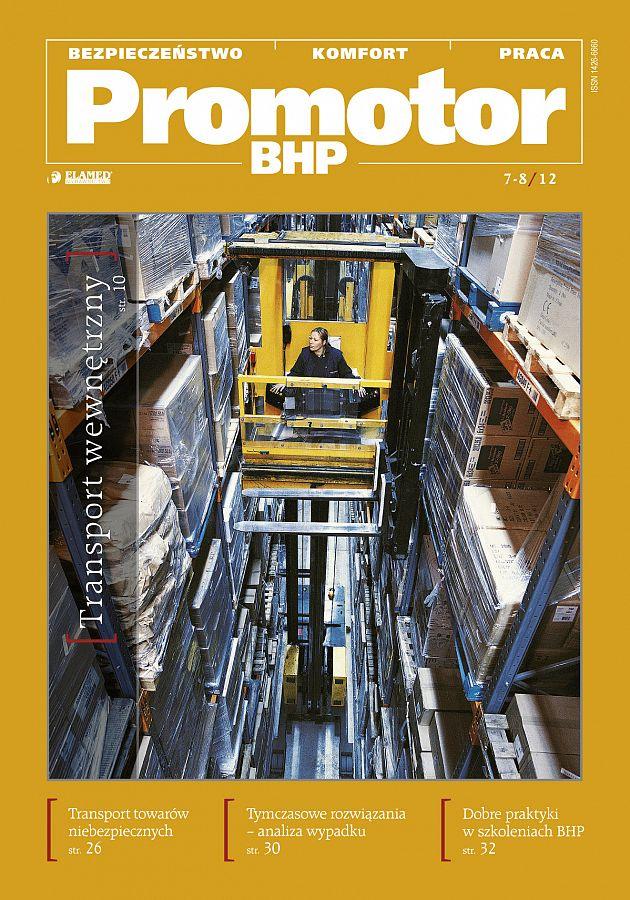 Promotor BHP wydanie nr 7-8/2012