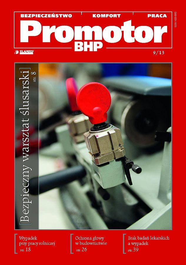 Promotor BHP wydanie nr 9/2013